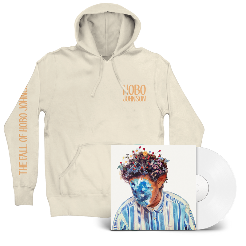 The Fall of Hobo Johnson + Cover Hoodie Bundle