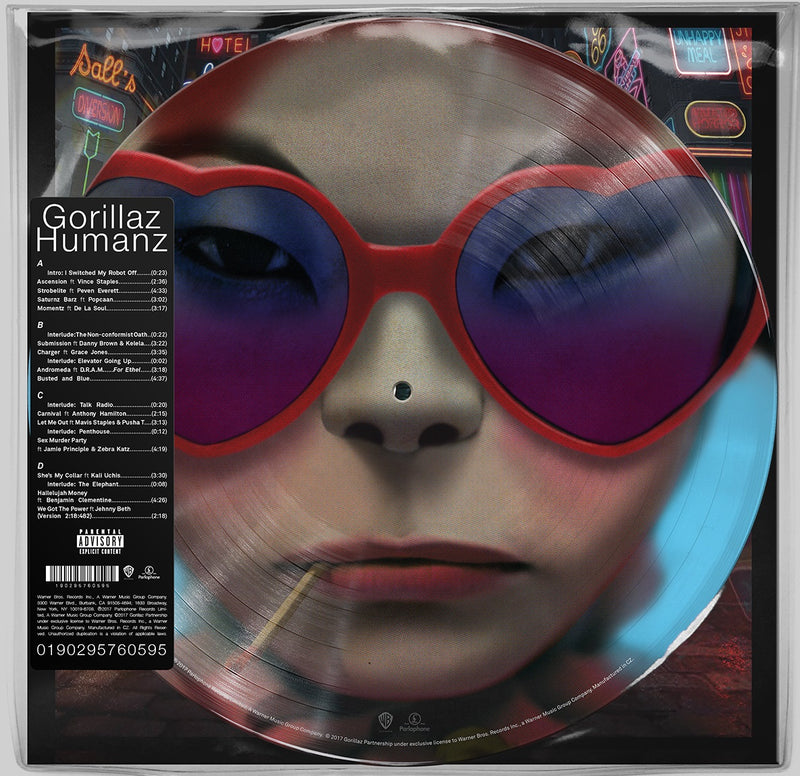 Humanz (Limited 2LP Picture Disc)