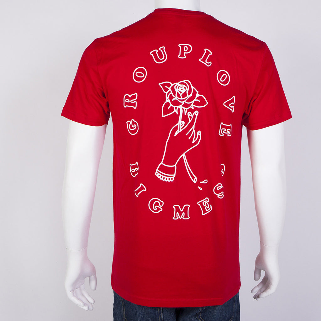 Roses Tee (Red)