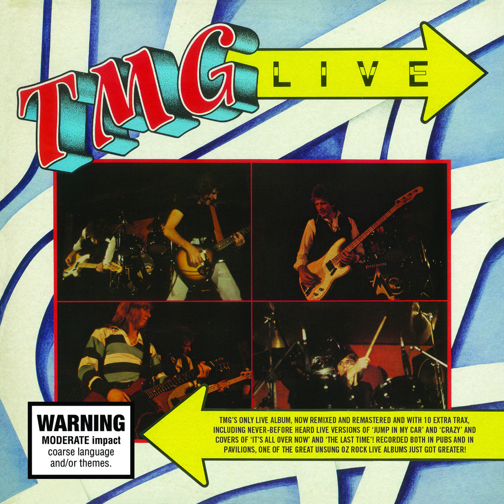 TMG Live (Expanded CD)