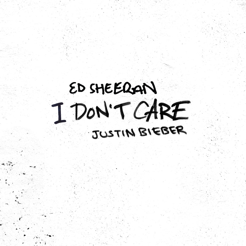 I Don't Care - Digital Single