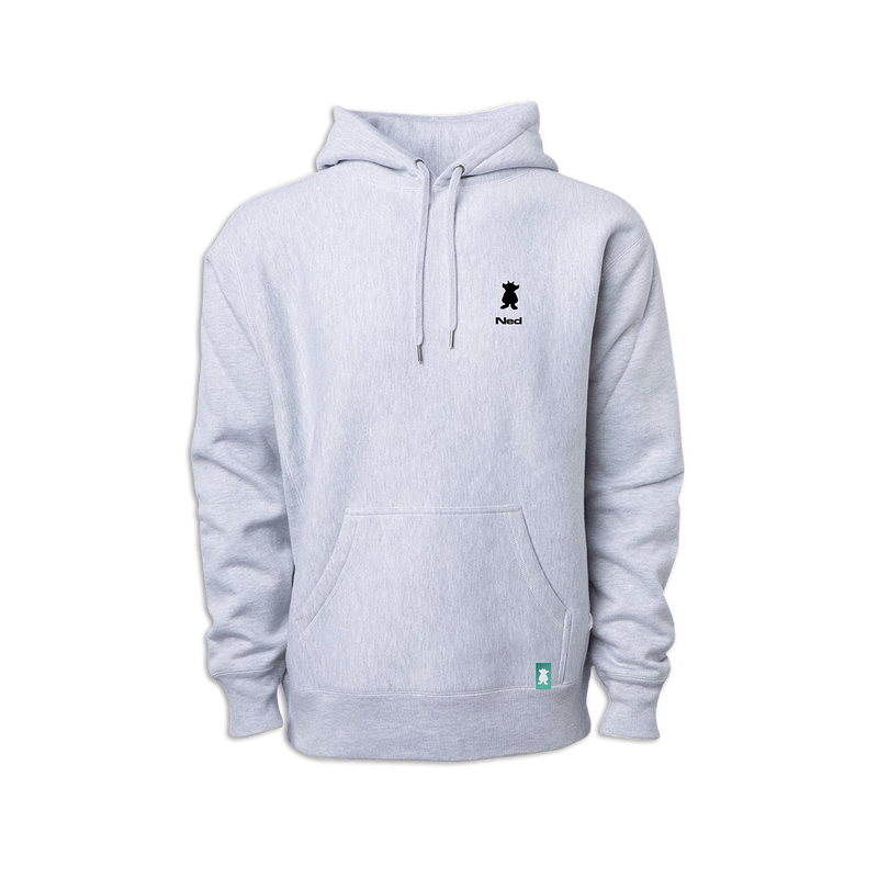 Icon Pullover Hoodie (Gray)