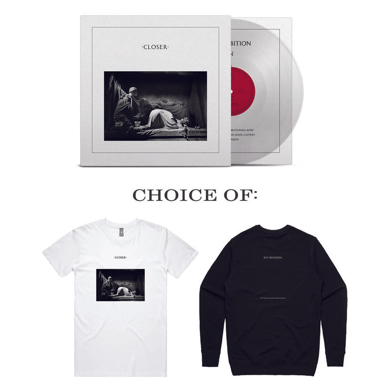 Closer (40th Anniversary) Bundle