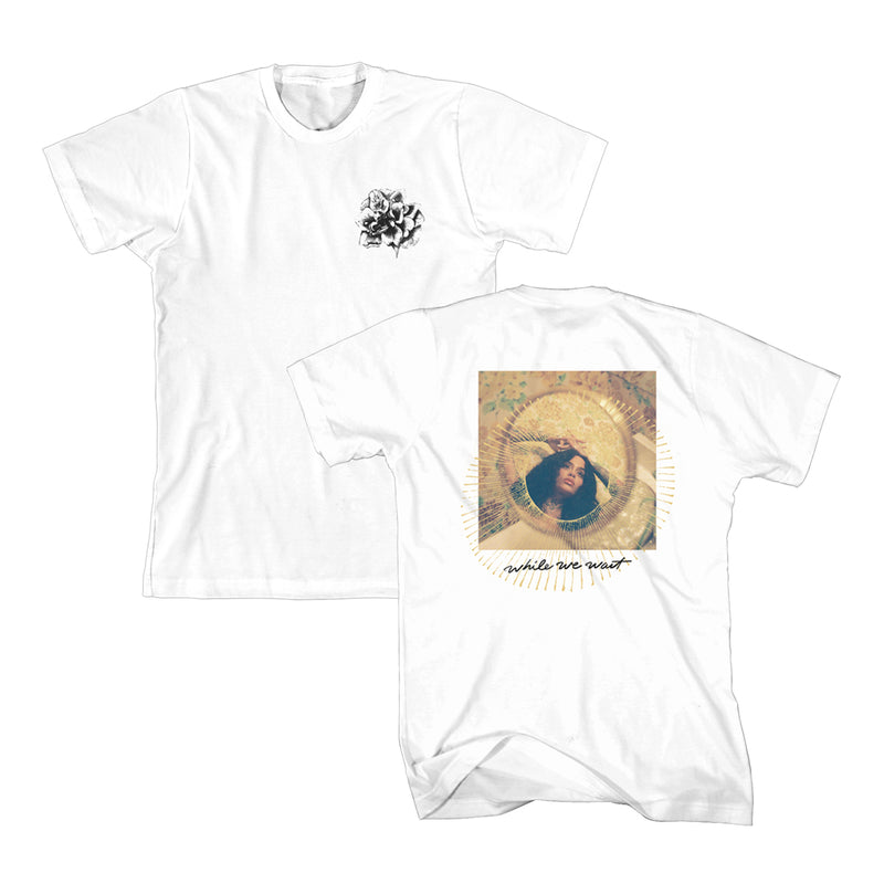 Pocket Flower T-Shirt + Digital Mixtape