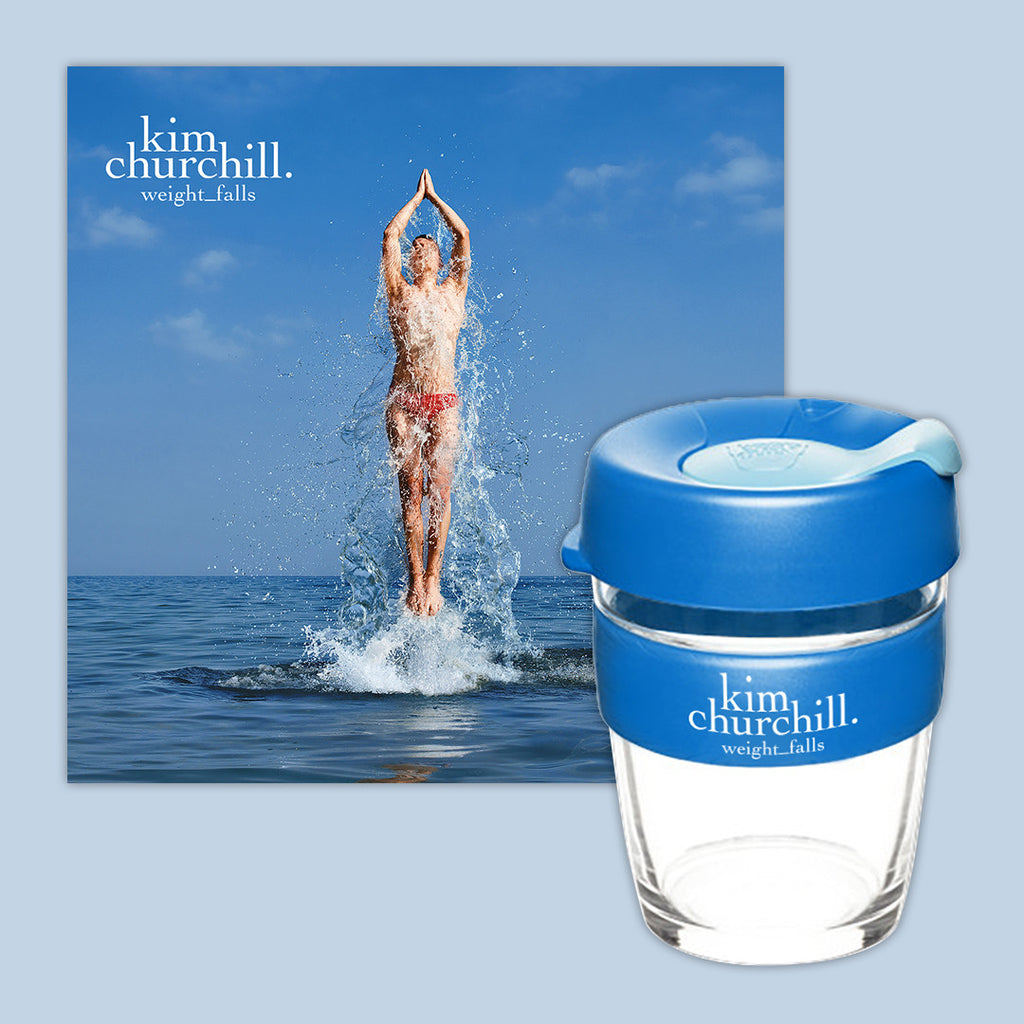 Weight_Falls CD + Keep Cup