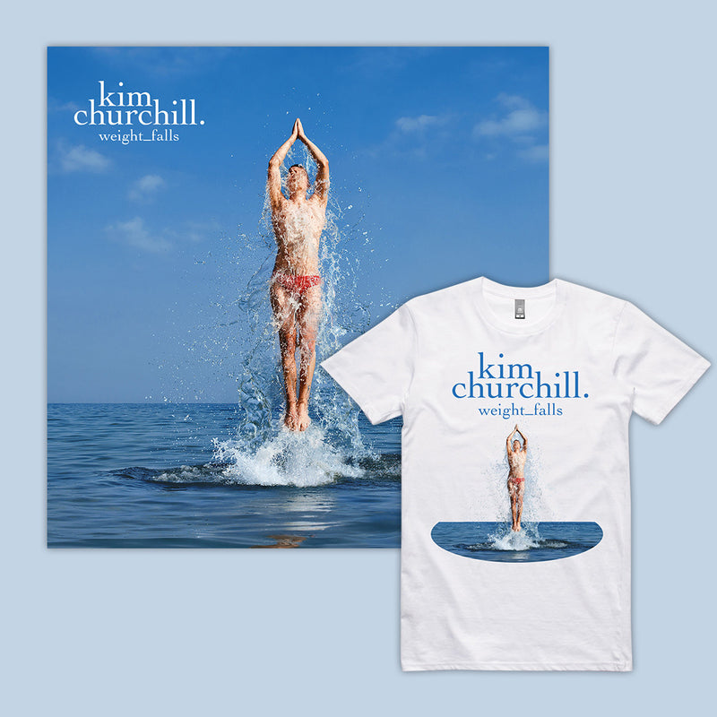 Weight_Falls CD + Tee