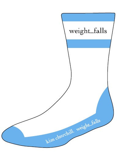 Weight_Falls CD + Socks