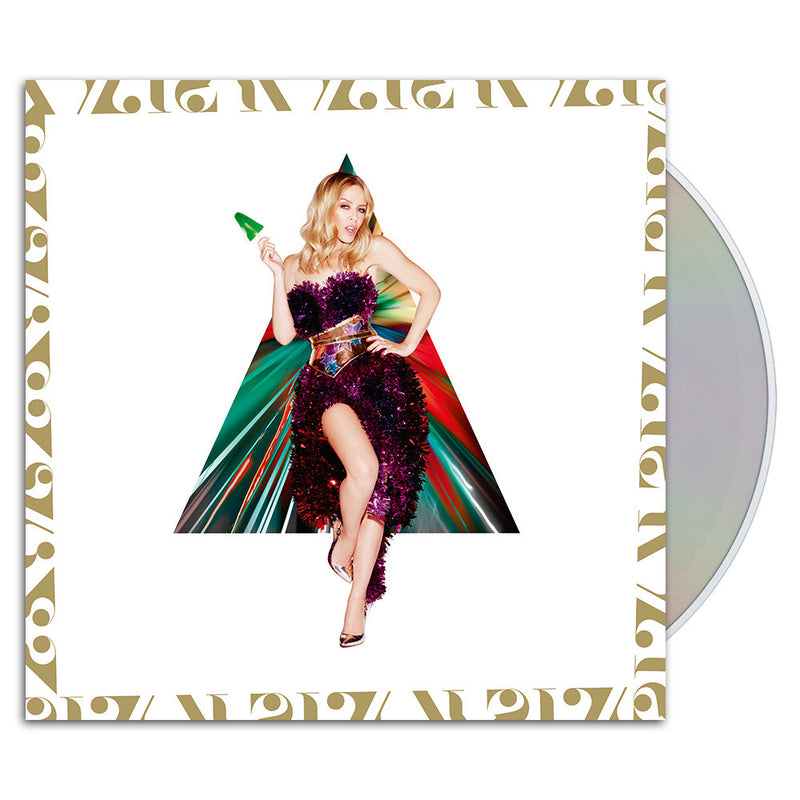 Kylie Christmas: Snow Queen Edition' – gift wrapped D2C exclusive