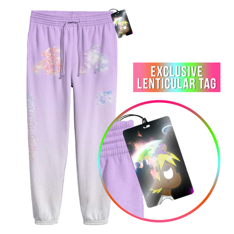 Eternal Atake Sweatpants with Exclusive Lenticular Tag (Ombre)