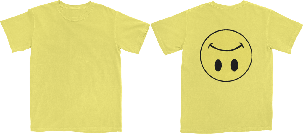Uzi Smile (Yellow) T-Shirt