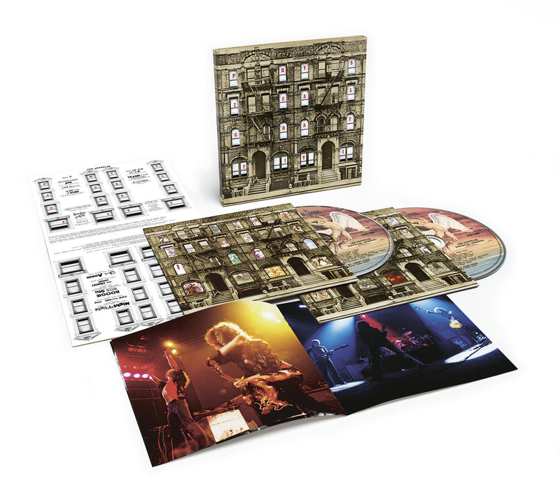 Physical Graffiti (Remastered Original 2CD)