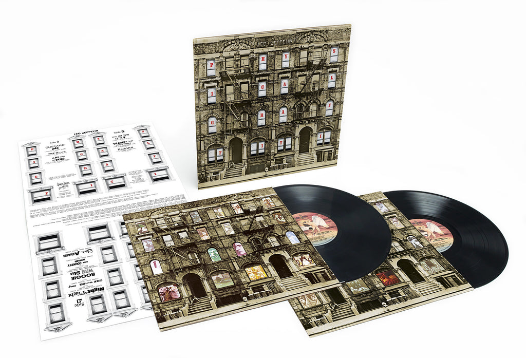 Physical Graffiti (Remastered Original Double Vinyl)