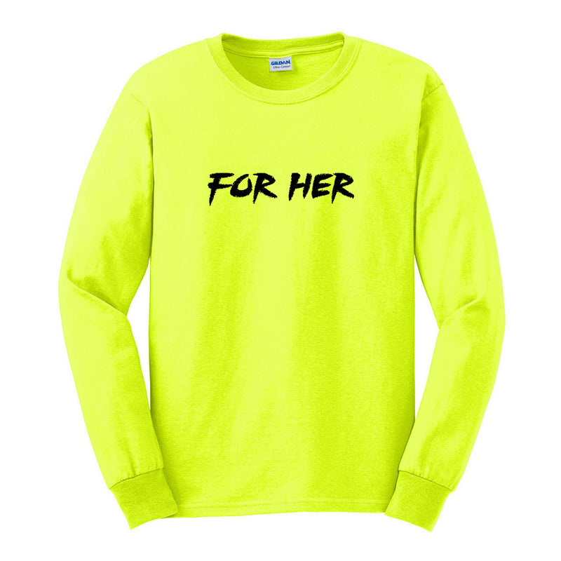For Her Long Sleeve