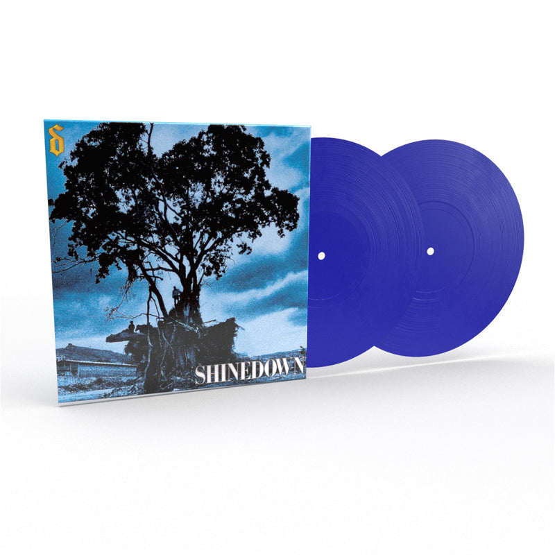 Leave A Whisper (Clear Blue Vinyl)
