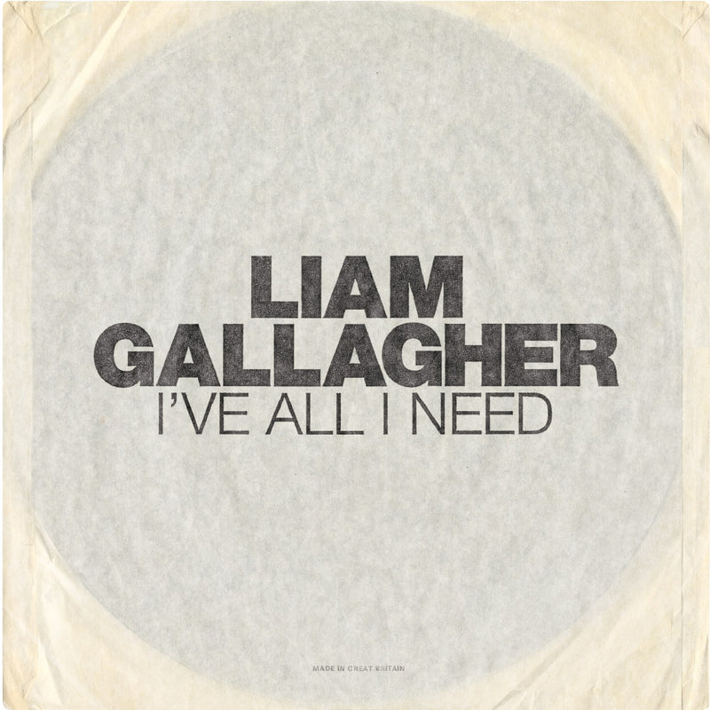 "I've All I Need (7"" Vinyl)"