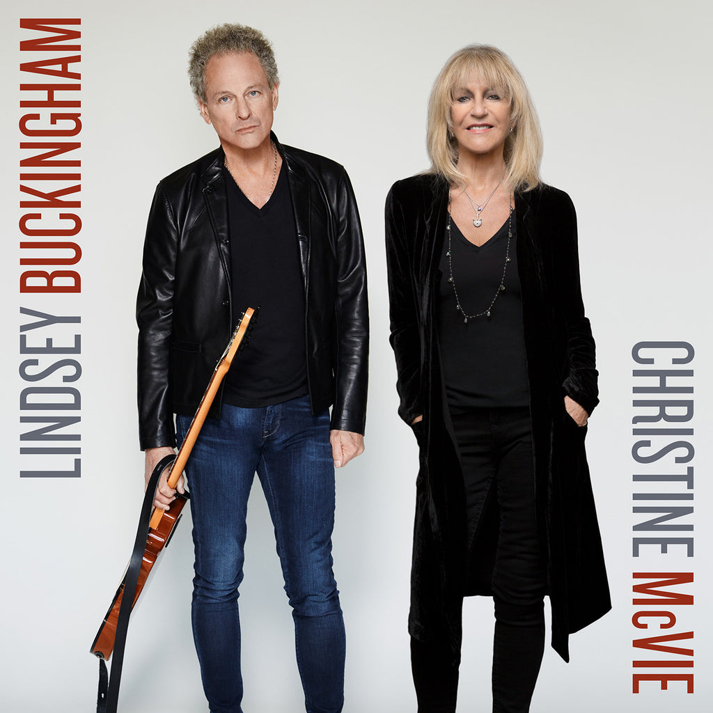 Lindsey Buckingham Christine Mcvie (LP)