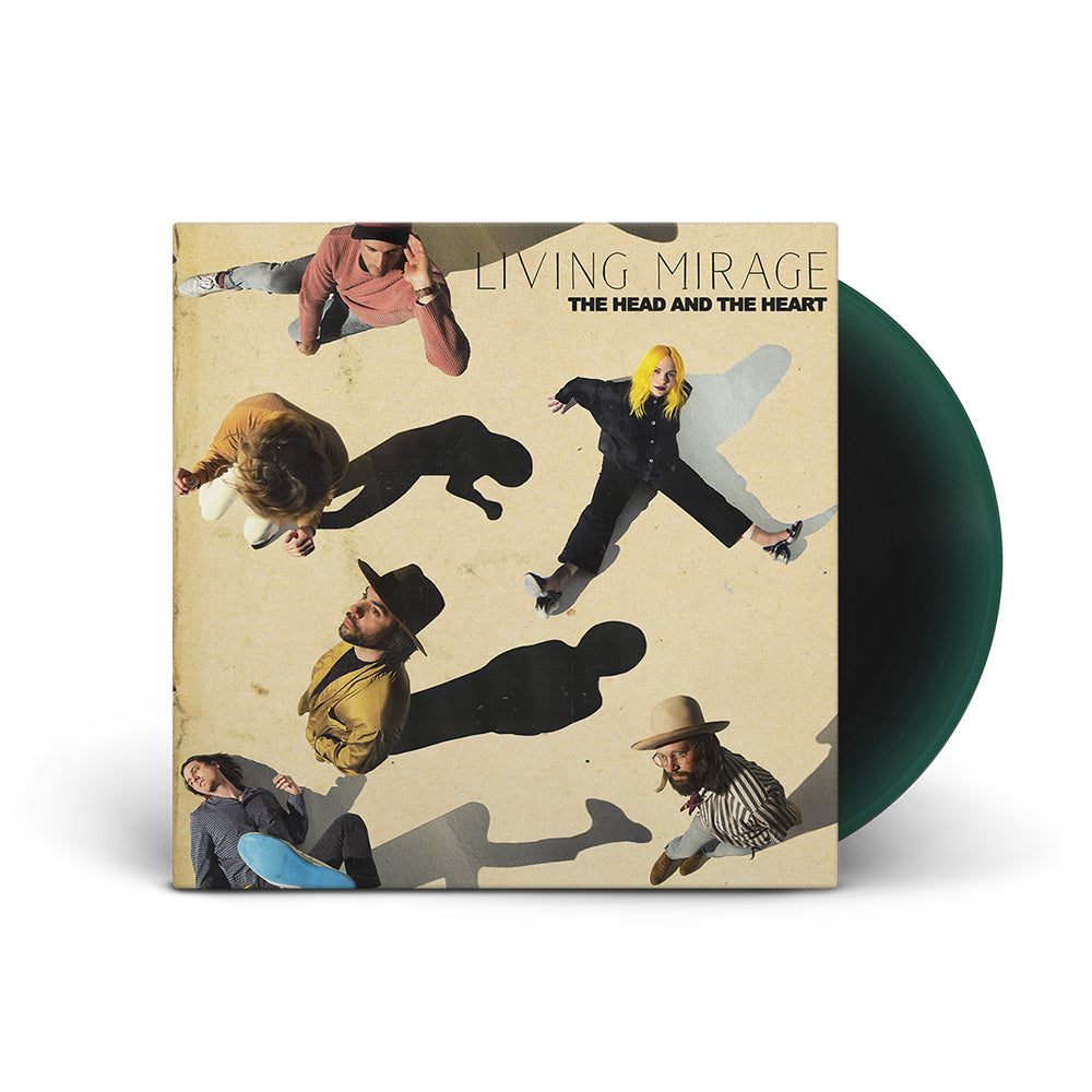 Living Mirage (Exclusive Colour LP)