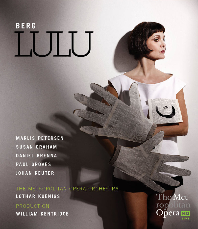 Lulu (Blu-Ray + DVD)