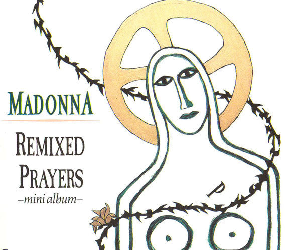 Remixed Prayers (CD)