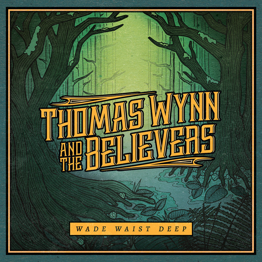 Thomas Wynn & The Believers (CD)