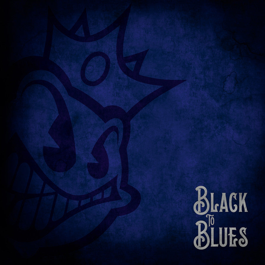 Black To Blues (CD)