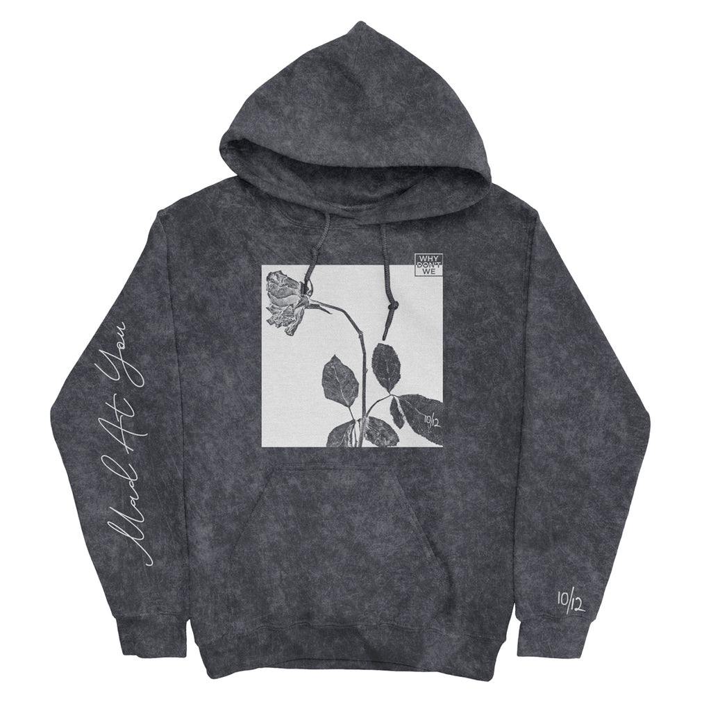 Mad At You Rose Hoodie