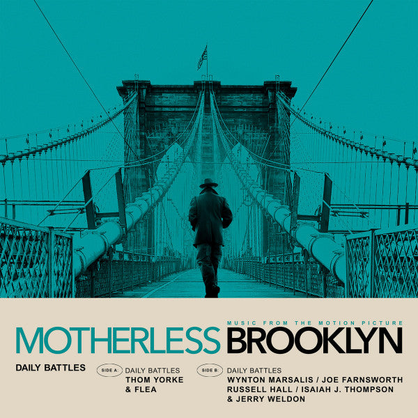 Motherless Brooklyn - Original Motion Picture Soundtrack