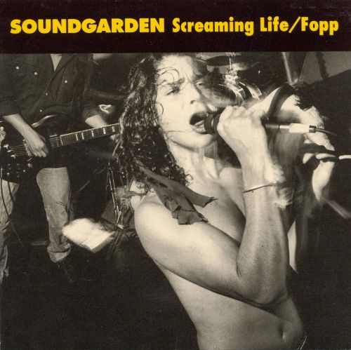 Screaming Life/Fopp (CD) | Soundgarden