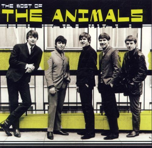 The Most Of The Animals (CD) | The Animals