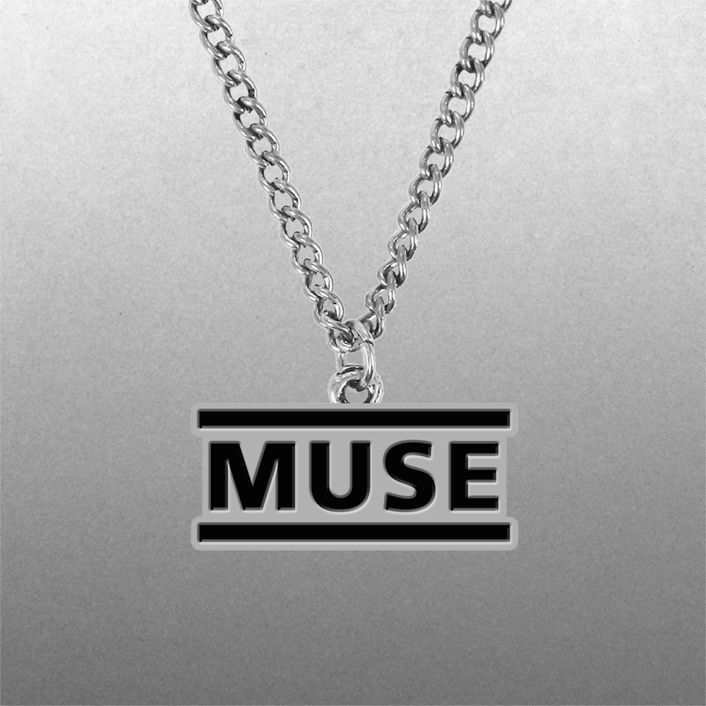 Muse Logo Necklace