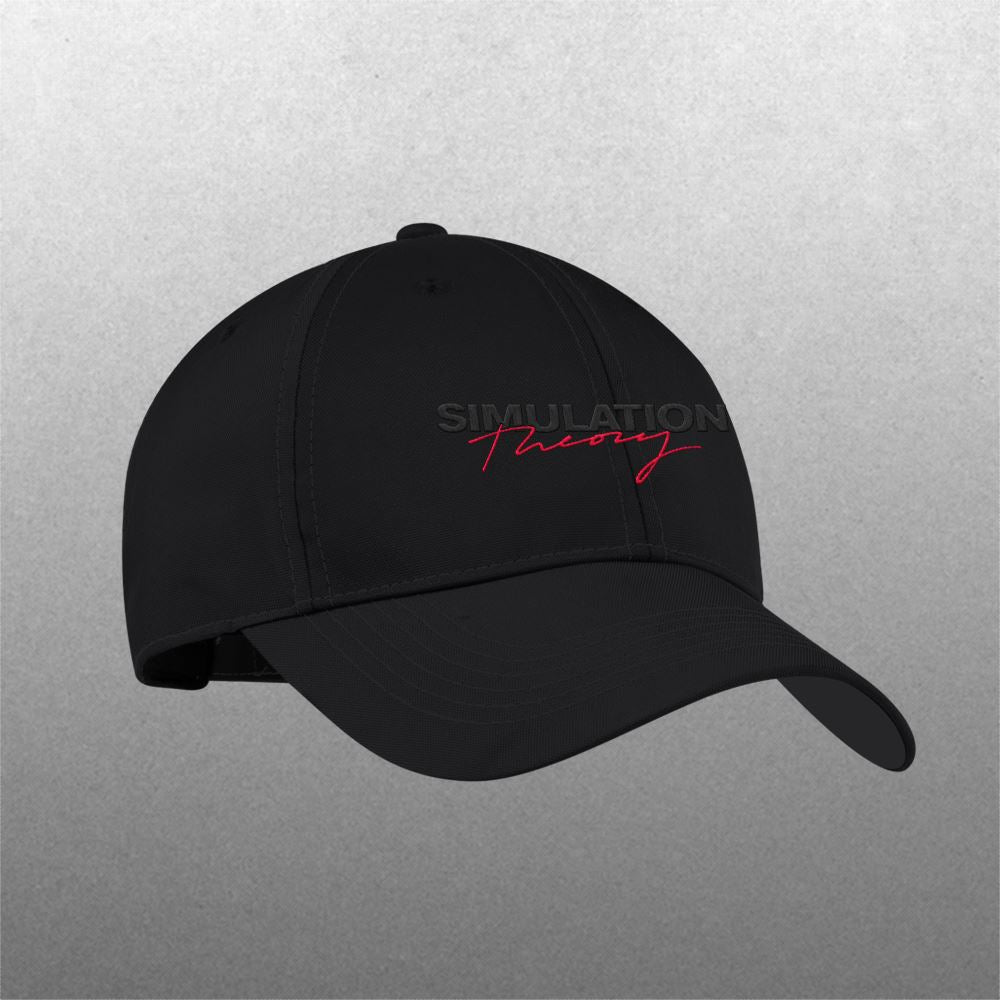 Simulation Theory Baseball Hat