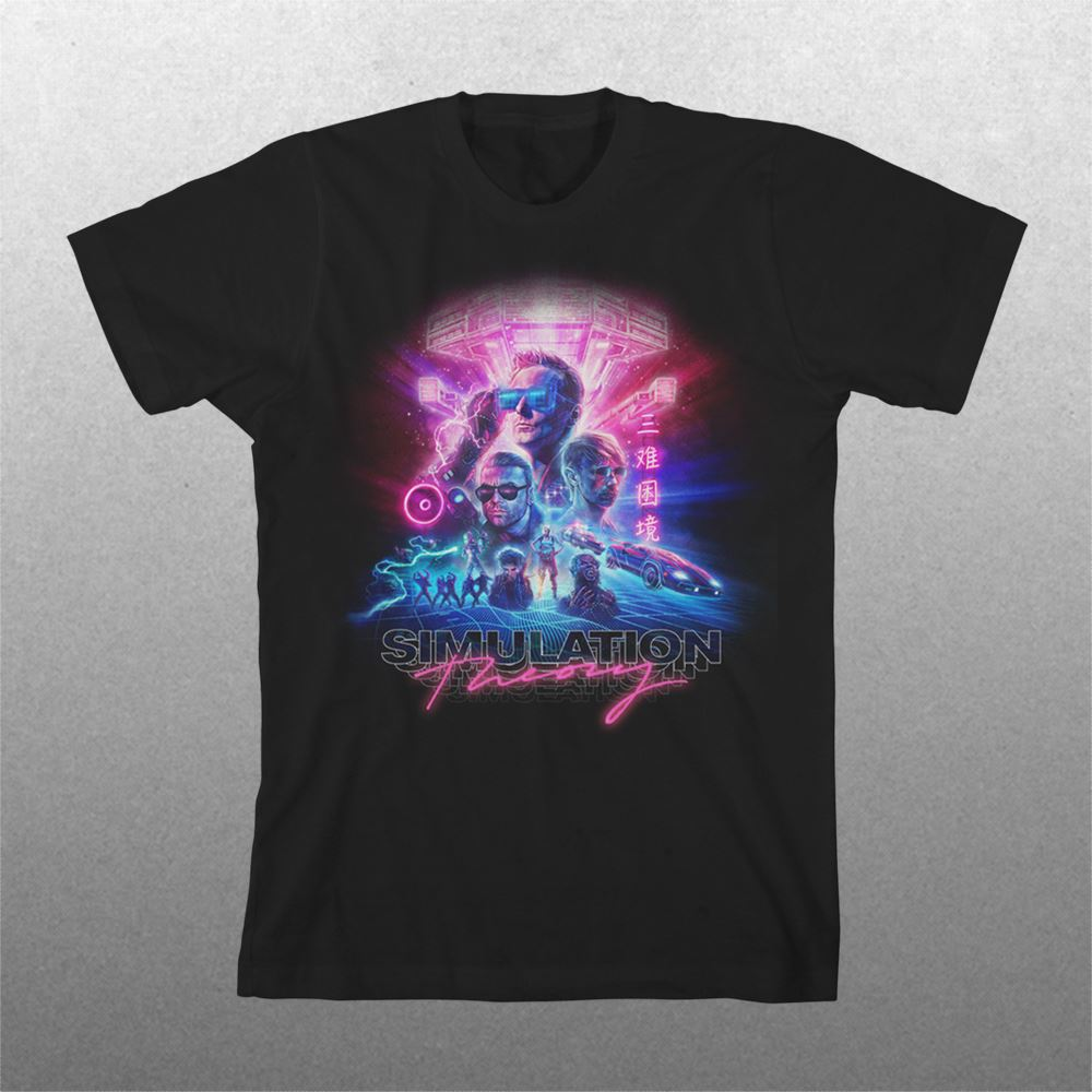 Simulation Theory T-shirt