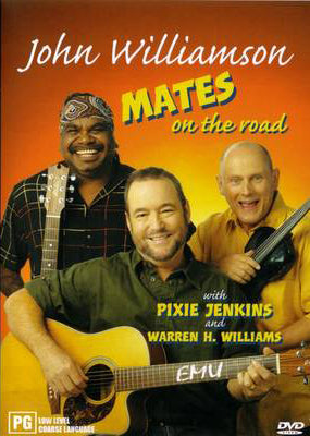 Mates On The Road (CD) | John Williamson
