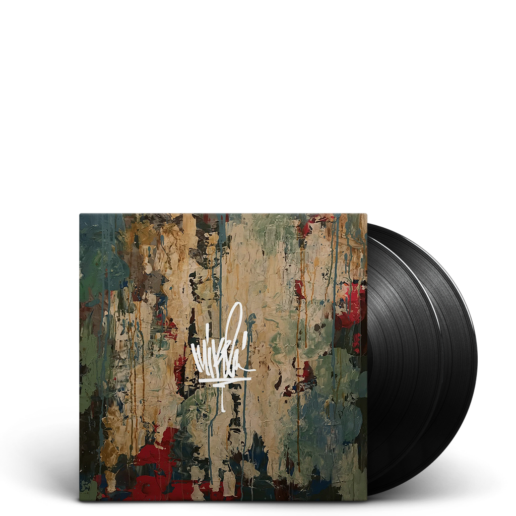 POST TRAUMATIC (2LP BLACK VINYL)