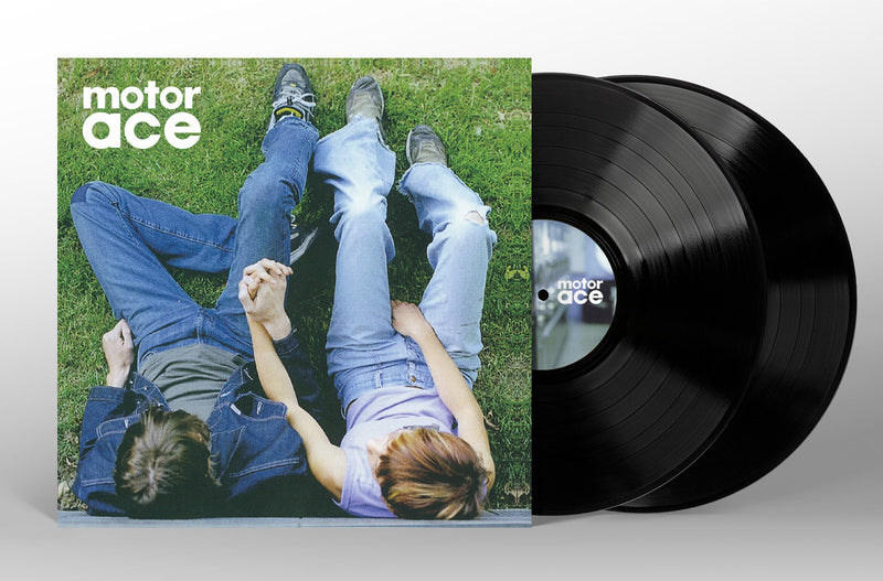 Motor Ace Five Star Laundry Black Vinyl Cove