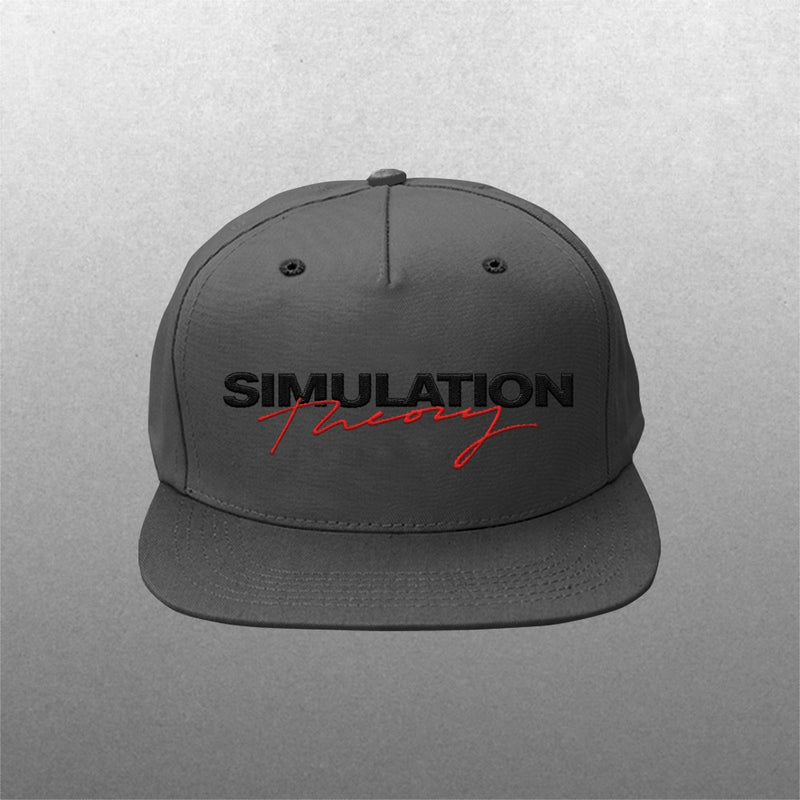 Simulation Theory Flat Bill Hat