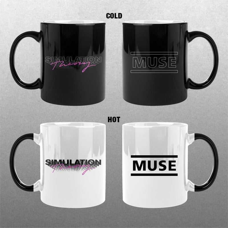 Simulation Theory Color Changing Mug