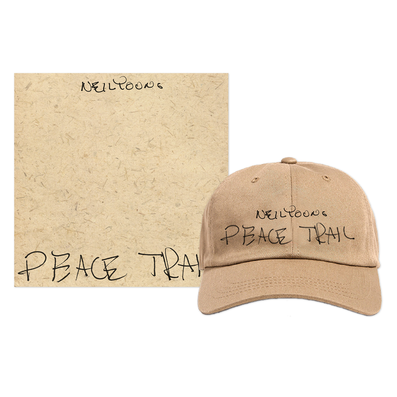 Peace Trail (CD/Hat Bundle)