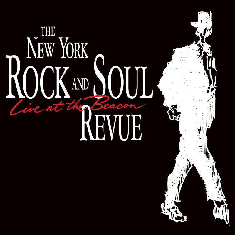 New York Rock and Soul Revue Live at the Beacon Vinyl Cover