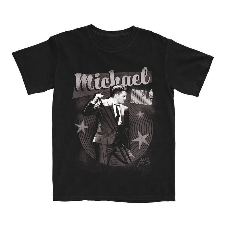 On The Mic Vintage T-Shirt