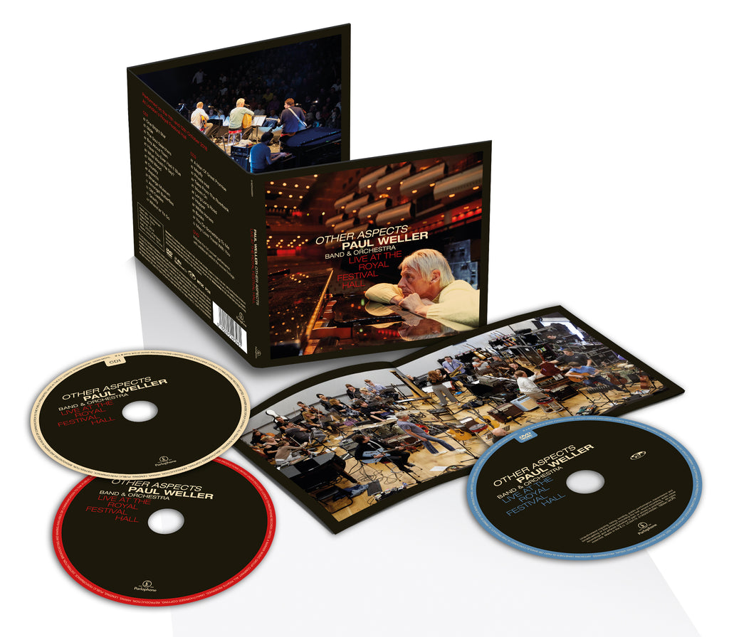 Other Aspects, Live At The Royal Festival Hall (2CD/DVD)