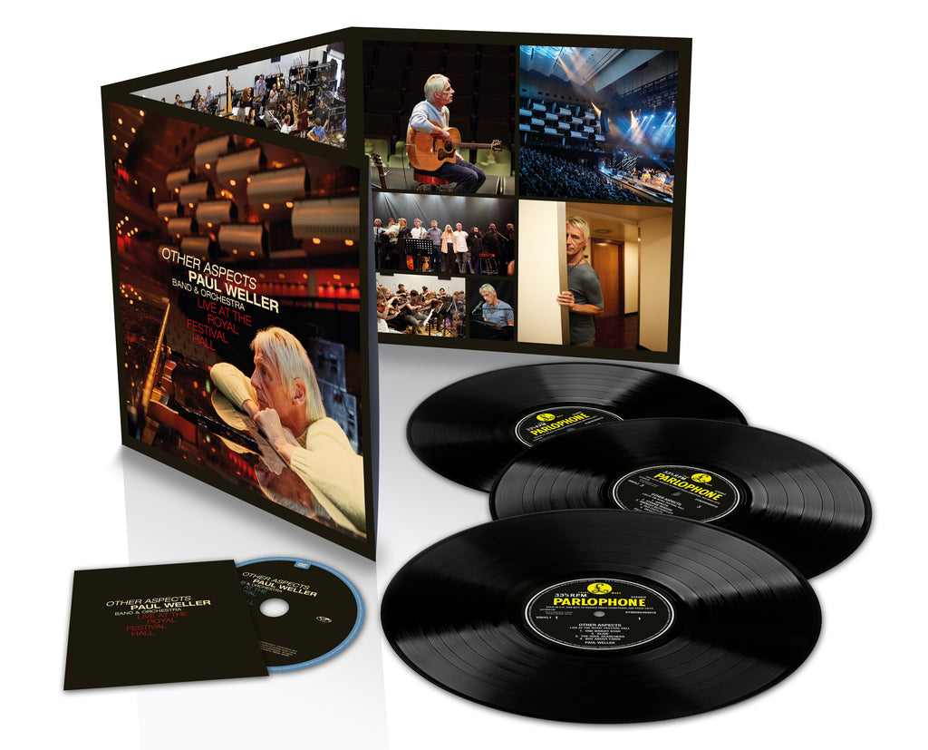 Other Aspects, Live At The Royal Festival Hall (Vinyl + DVD)