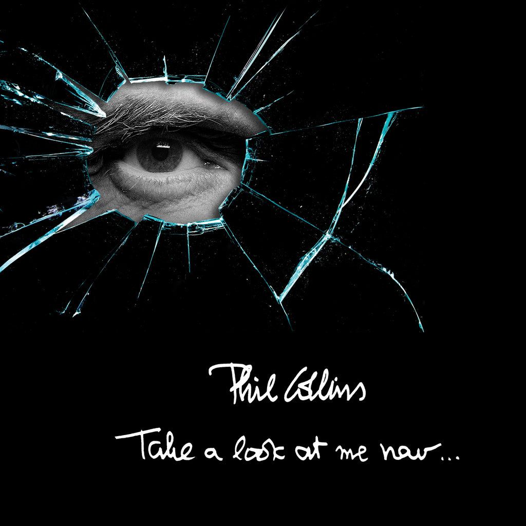 Phil Collins - Take A Look At Me Now: The Complete Studio Collection.