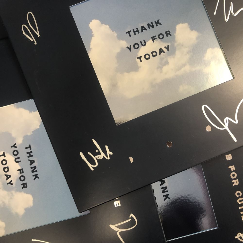 Thank You For Today (Vinyl) - Signed