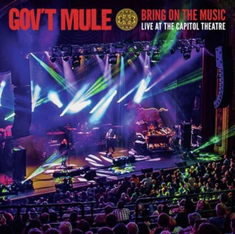 Bring On The Music: Live At The Capitol Theatre (CD)