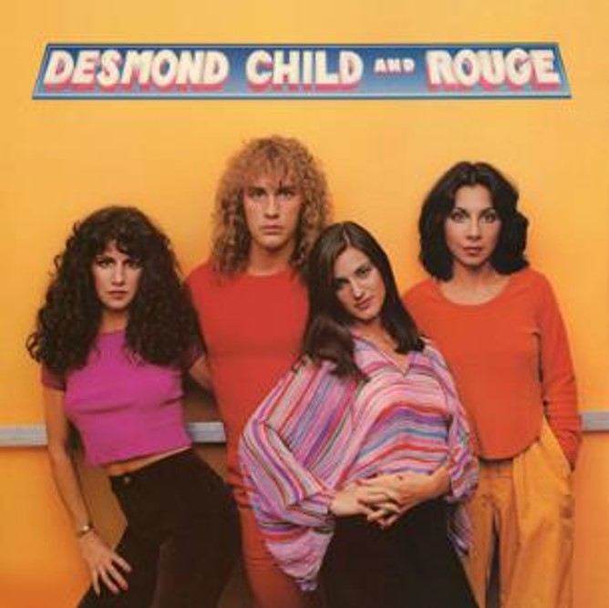 Desmond Child & Rouge (CD)