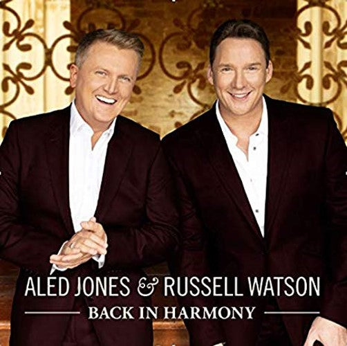 Back In Harmony (CD)