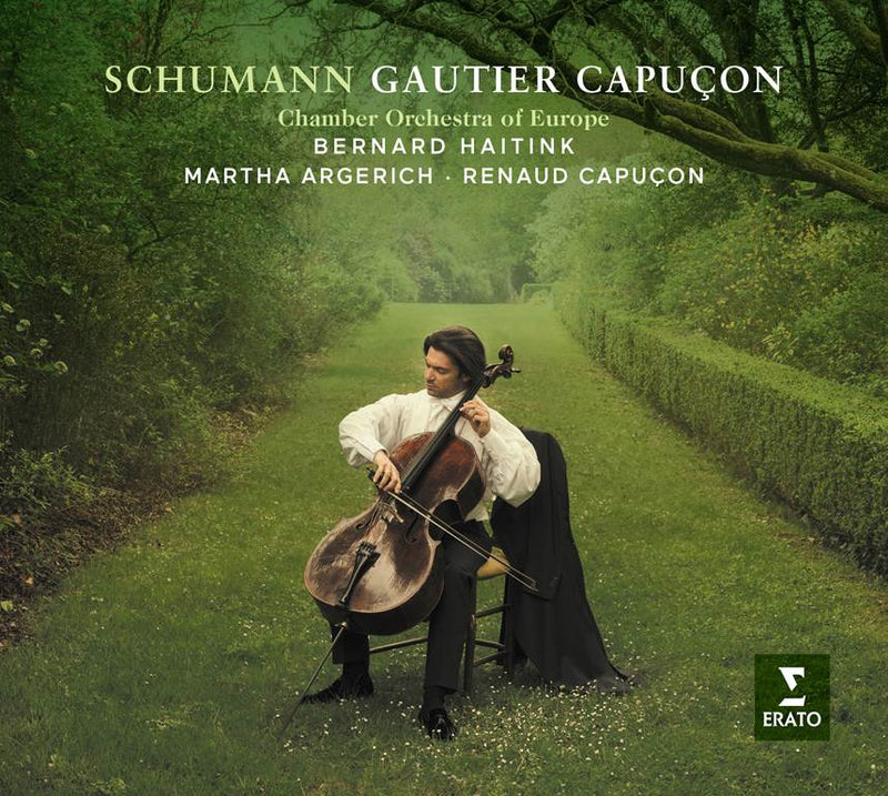 Schumann: Cello Concerto & Chamber Music Works