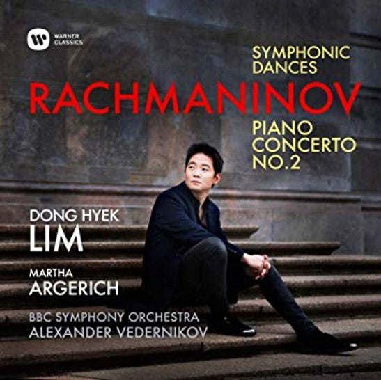 Rachmaninov: Piano Concerto No.2 - Symphonic Dances (CD)