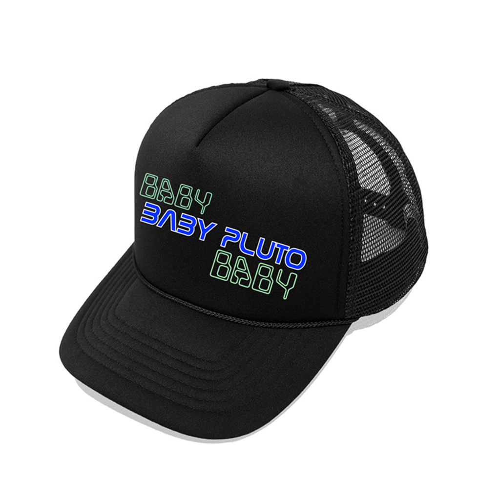 Baby Pluto Trucker Hat + Digital Album